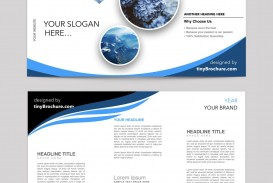 002 Dreaded Brochure Template Free Download Design  For Word 2010 Microsoft Ppt