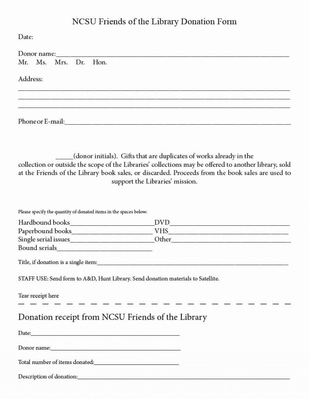 002 Dreaded Charitable Tax Receipt Template Highest Clarity  DonationLarge