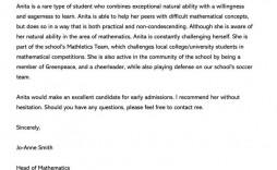 002 Dreaded College Letter Of Recommendation Template High Resolution  Writing Scholarship From Employer