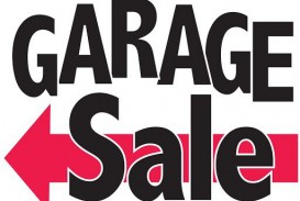 002 Dreaded Garage Sale Sign Template High Def  Flyer Yard Microsoft Word