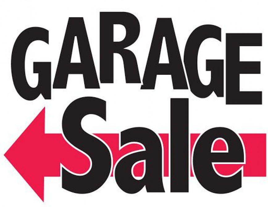 002 Dreaded Garage Sale Sign Template High Def  Community Flyer Free Word