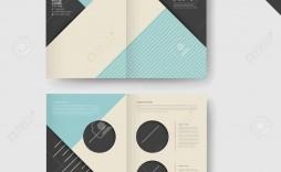 002 Dreaded Half Fold Brochure Template High Def  Free Microsoft Word Indesign