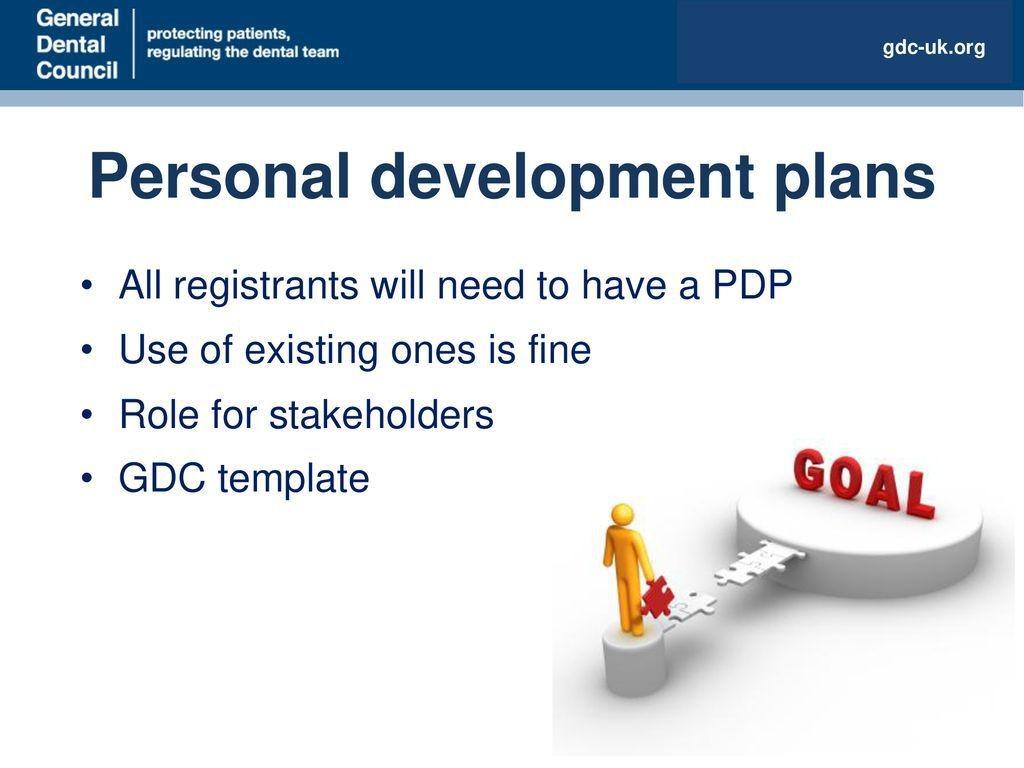 002 Dreaded Personal Development Plan Template Gdc Concept  FreeLarge