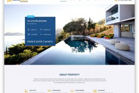 002 Dreaded Real Estate Template Wordpres Picture  Homepres - Theme Free Download Realtyspace