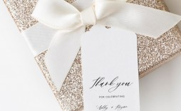 002 Dreaded Wedding Favor Tag Template Highest Quality  Templates Editable Free Party Printable