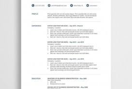 002 Dreaded Word Resume Template Free Image  Microsoft 2010 Download 2019 Modern
