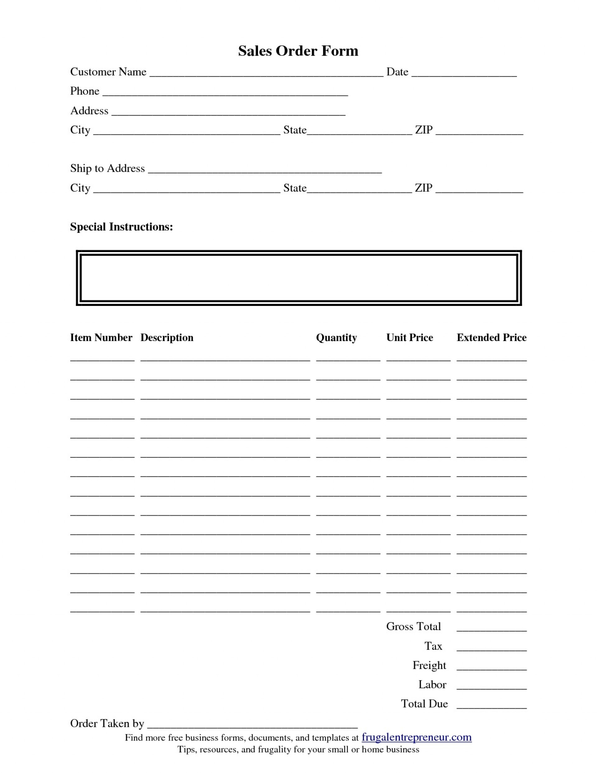 002 Dreaded Work Order Form Template High Def  Request Excel Advertising Company Free1920