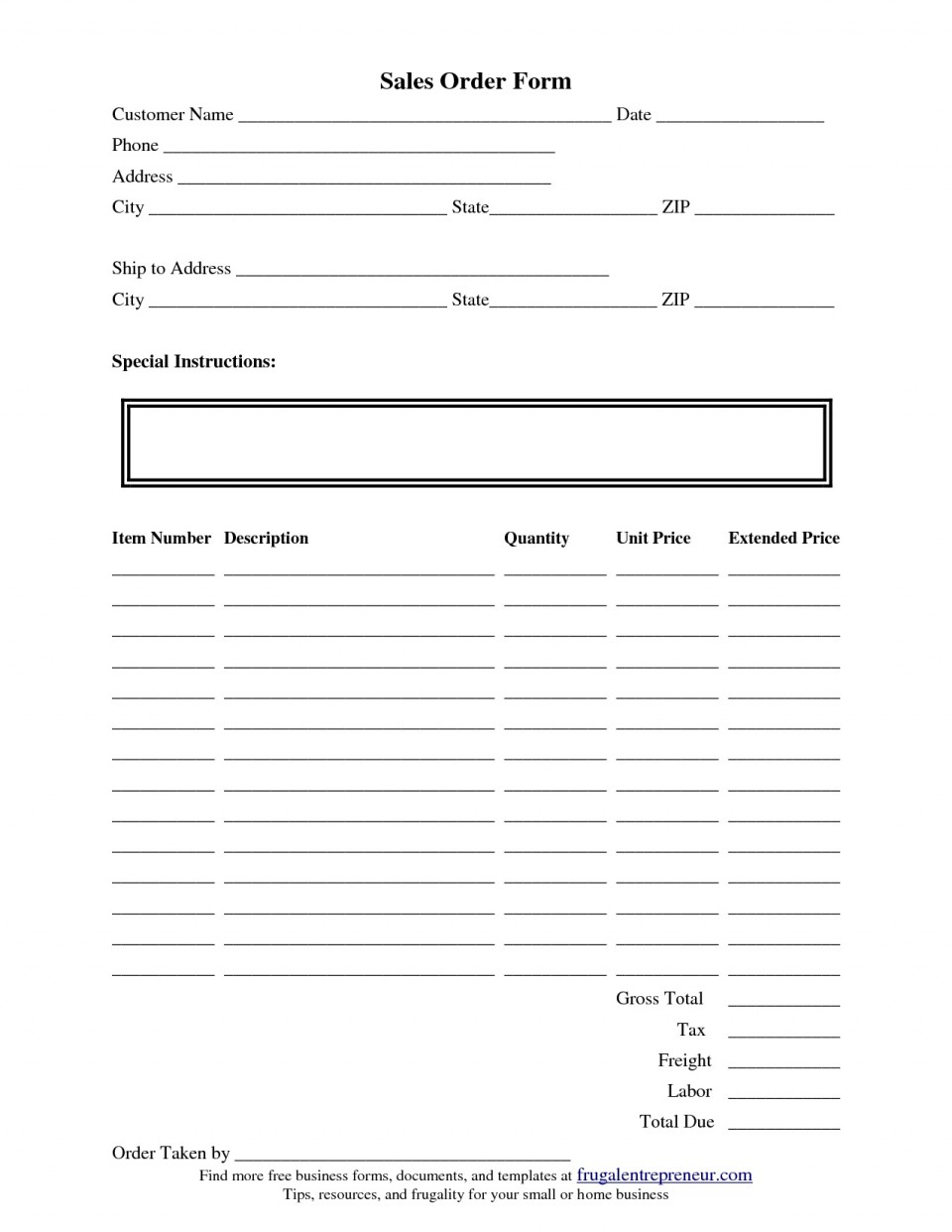 002 Dreaded Work Order Form Template High Def  Request Excel Advertising Company Free960