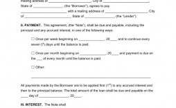 002 Excellent Car Loan Agreement Template Pdf Picture  Editable Free