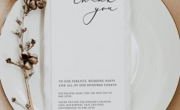 002 Excellent Diy Wedding Thank You Card Template High Def  Templates