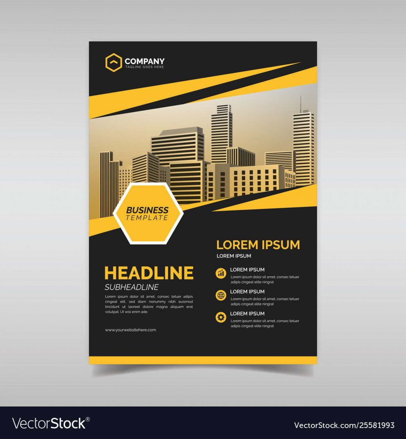 002 Excellent Free Flyer Design Template Photo  Download Psd Simple Uk1400