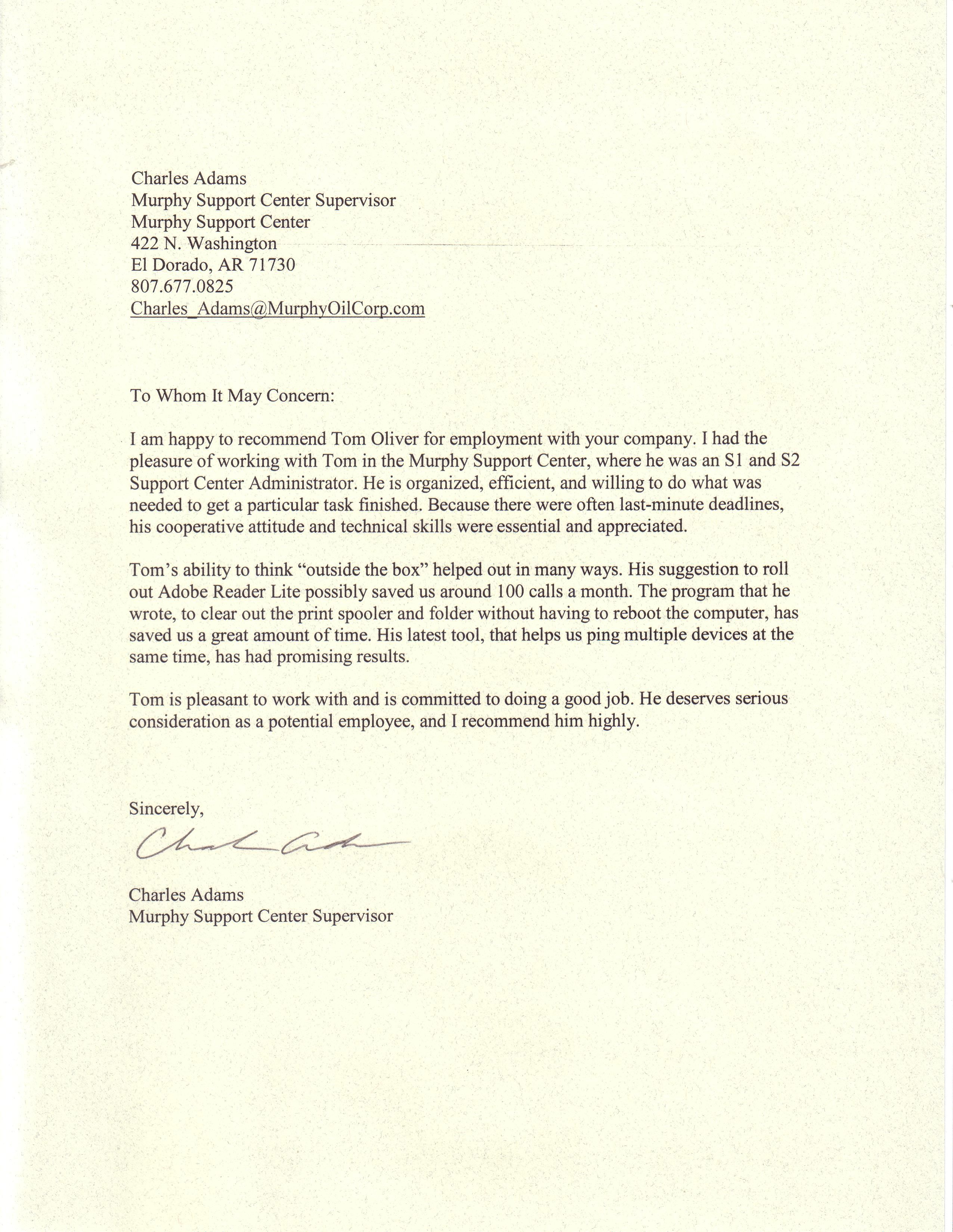 002 Excellent Professional Reference Letter Template Word Highest Clarity Full