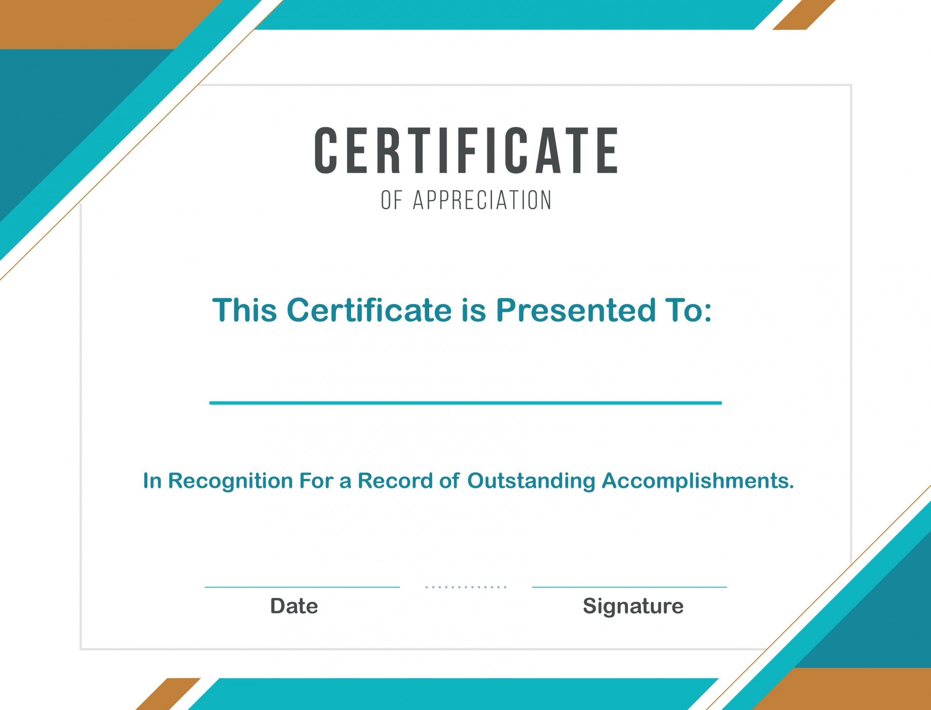 002 Exceptional Free Certificate Template Word Photo  Blank For Microsoft Award Border Download1920