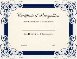 002 Fantastic Certificate Of Award Template Word Free Concept 320