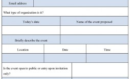 002 Fantastic Event Planning Proposal Template Design  Example Pdf Word