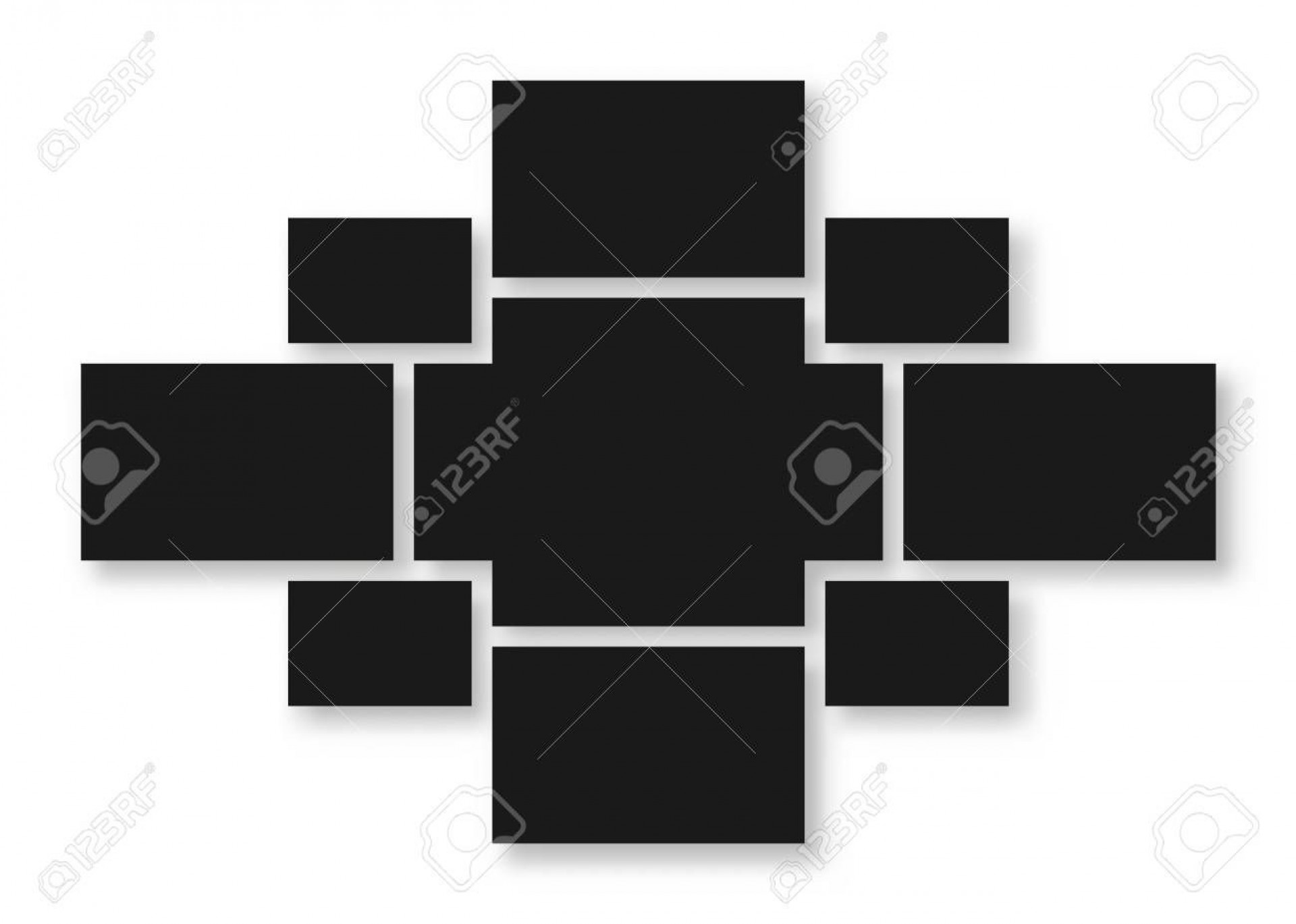 002 Fantastic Free Picture Collage Template Idea  Photo After Effect Maker Download1920