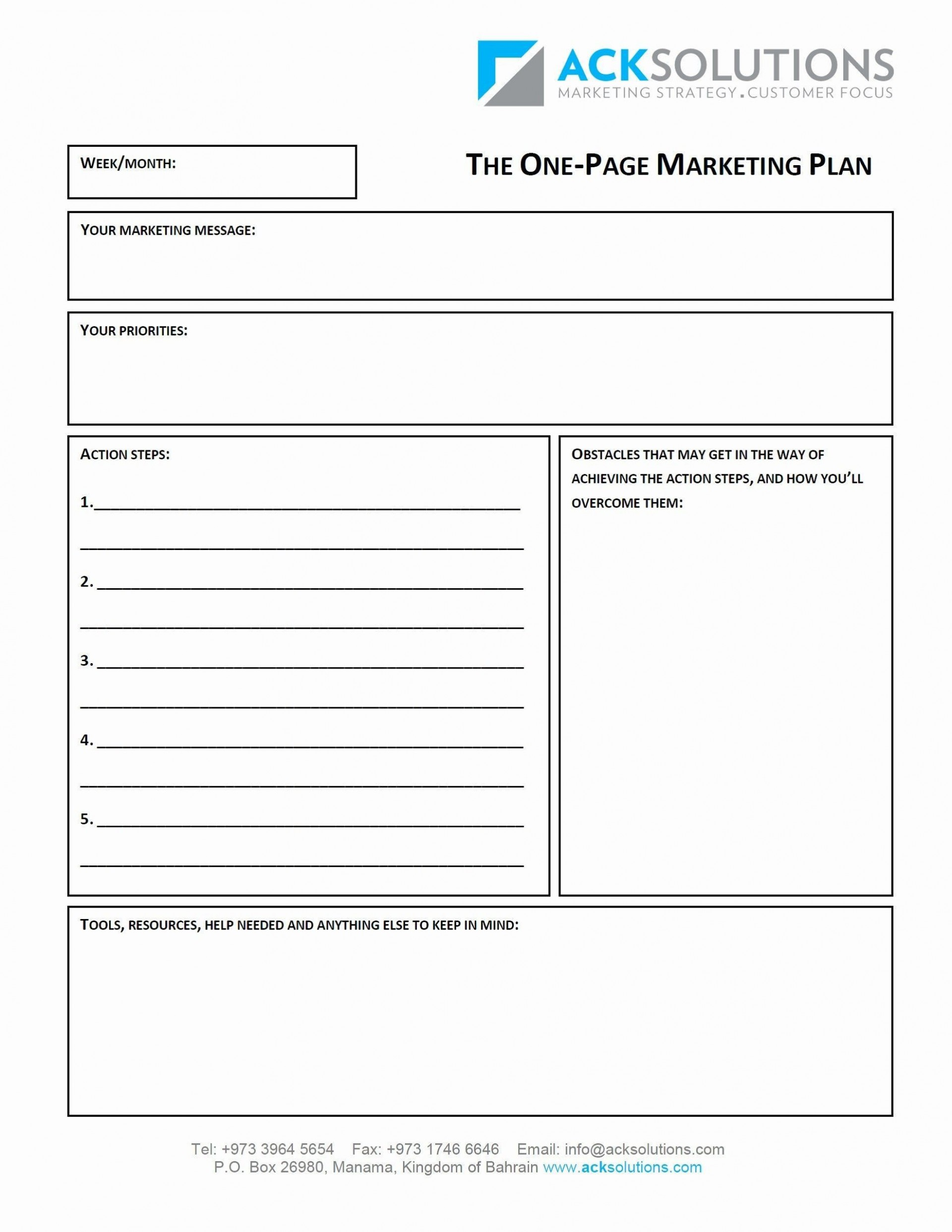 002 Fantastic Marketing Plan Template Word High Def  Free Microsoft Outline (word)1920