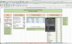 002 Fantastic Monthly Budget Template Excel 2007 Design  Personal
