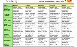 002 Fantastic Pre K Lesson Plan Sample  Nc Template Ga Pre-k