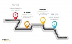 002 Fantastic Road Map Template Powerpoint Highest Clarity  Roadmap Ppt Free Download Product