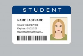 002 Fantastic Student Id Card Template High Resolution  Free Psd Download Word School