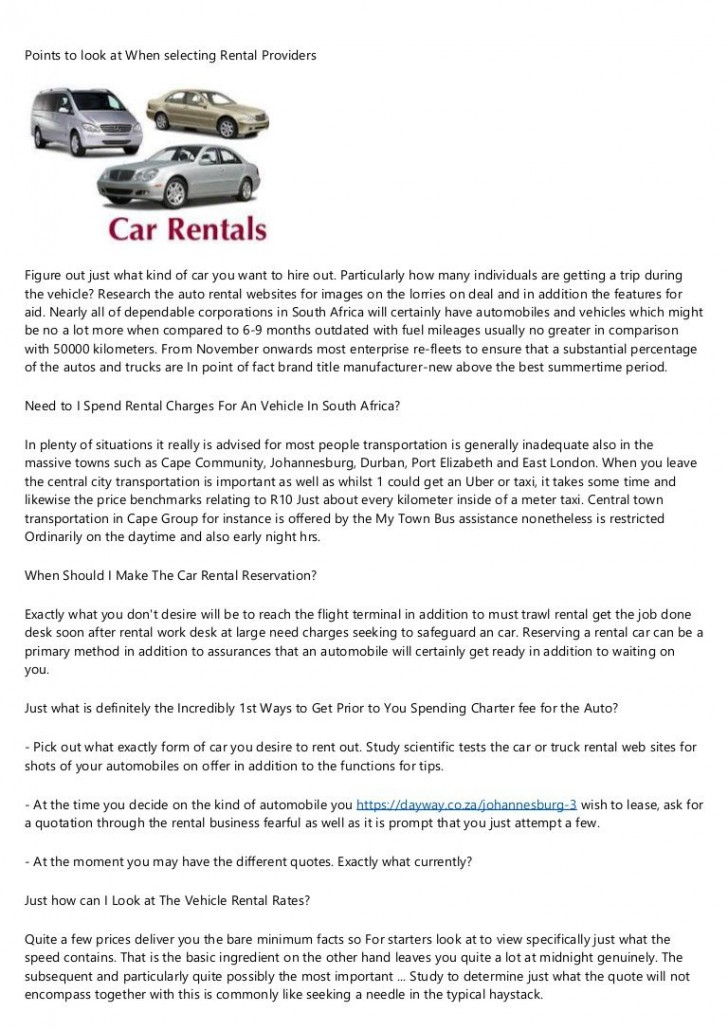 002 Fascinating Car Rental Agreement Template South Africa Example  Vehicle Rent To Own728