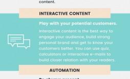 002 Fascinating Digital Marketing Plan Template 2019 Image