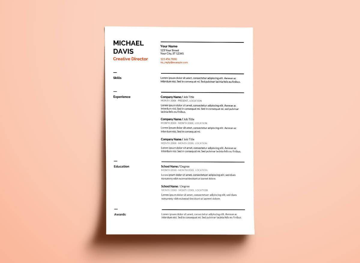 002 Fascinating Entry Level Resume Template Google Doc Image  DocsFull
