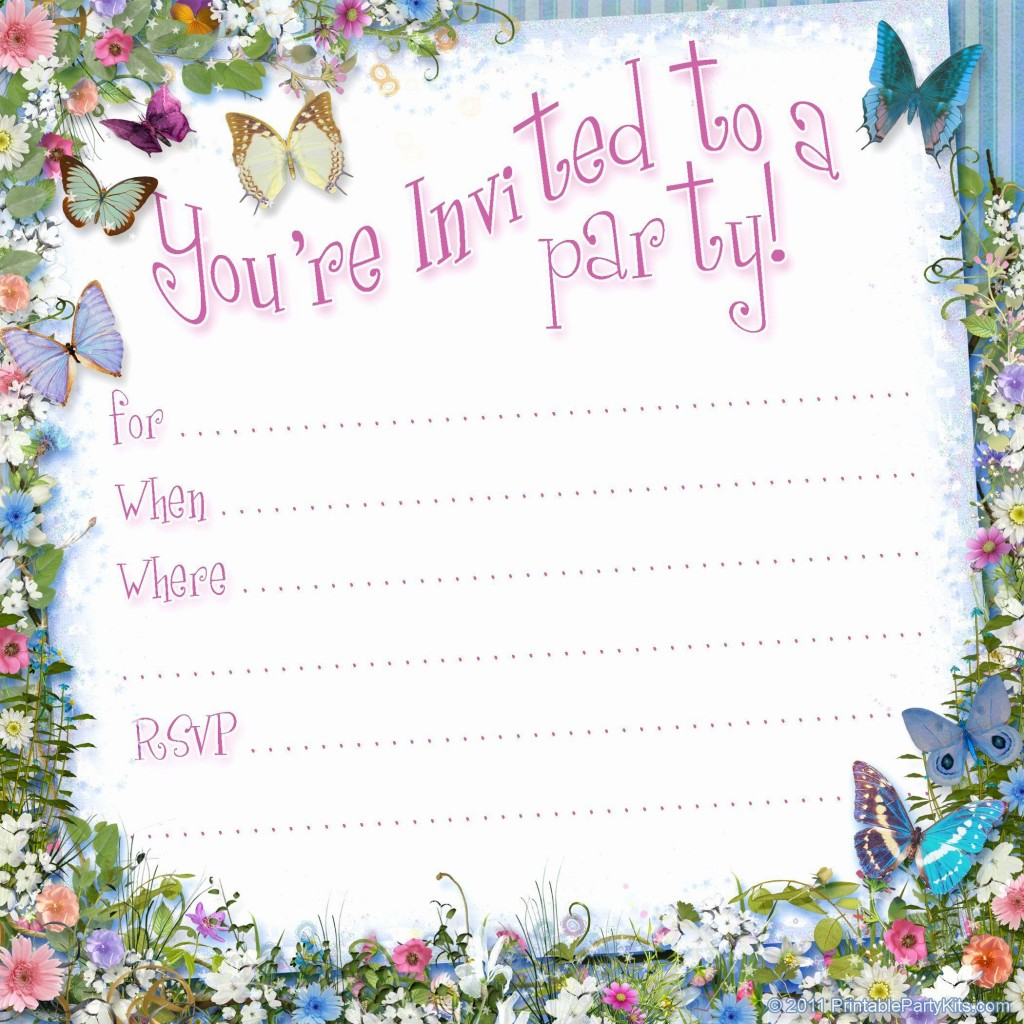 002 Fascinating Free Invite Design Printable Image  Wedding Place Card Template Birthday To PrintLarge