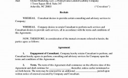 002 Fascinating Free Service Contract Template Doc Design