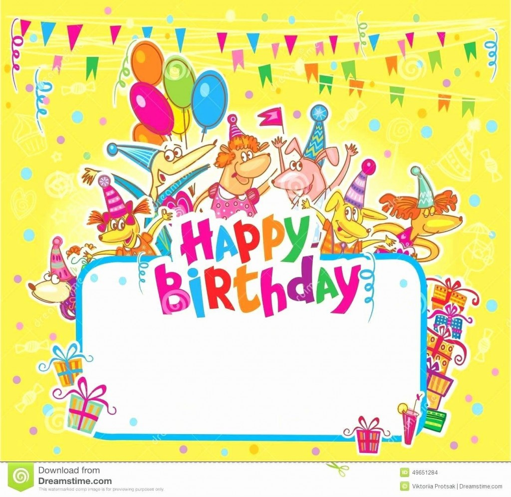 002 Fascinating Happy Birthday Card Template For Word Image Large