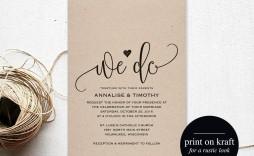002 Fascinating Microsoft Word Wedding Invitation Template Free Download Concept  M Editable