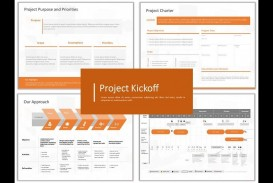 002 Fascinating Project Kickoff Meeting Powerpoint Template Ppt Design  Kick Off Presentation