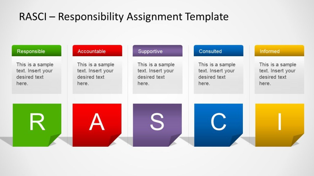 002 Fascinating Project Role And Responsibilitie Template Powerpoint Picture Large