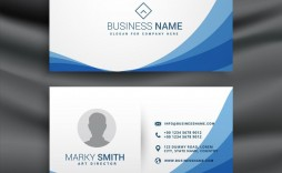 002 Fascinating Simple Visiting Card Design High Definition  Busines Idea Psd File Free Download