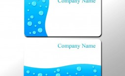 002 Fearsome Free Blank Busines Card Template Photoshop High Definition  Download Psd
