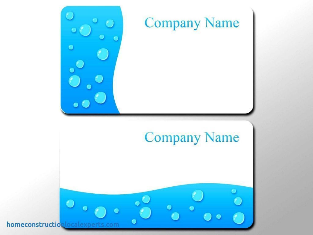 002 Fearsome Free Blank Busines Card Template Photoshop High Definition  Download PsdFull