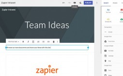 002 Fearsome Free Google Site Template Design  Templates Download New 2020