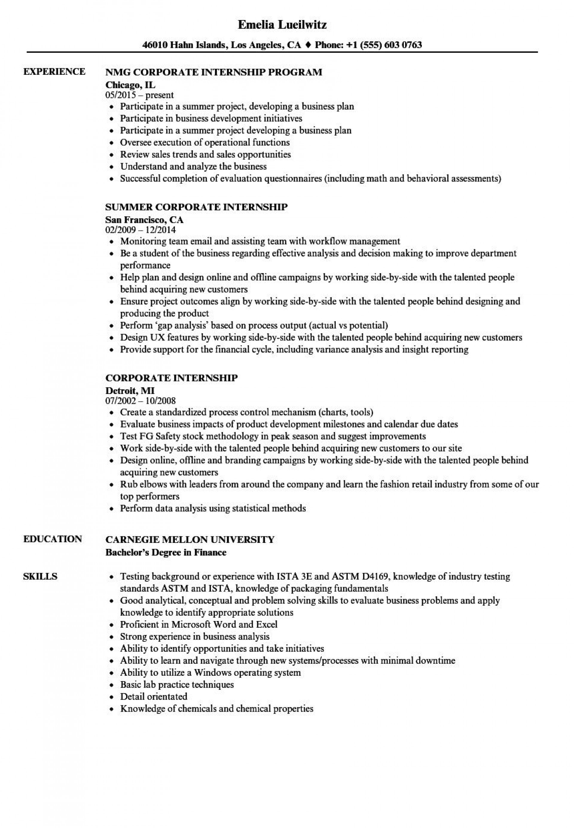 002 Fearsome Resume Template For Intern High Resolution  Interns Internship In Engineering Law Example1920