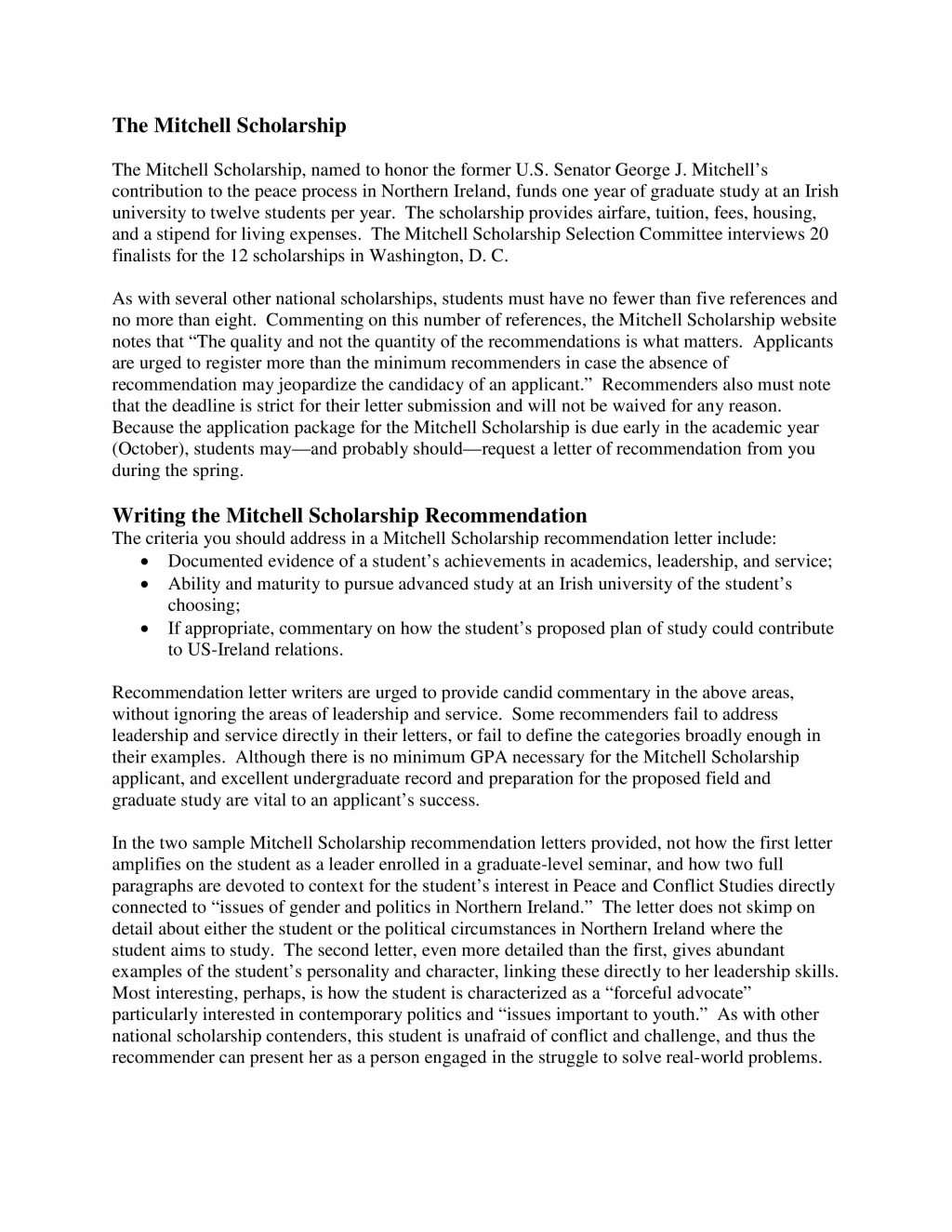 Reference Letter For Scholarship Examples from www.addictionary.org