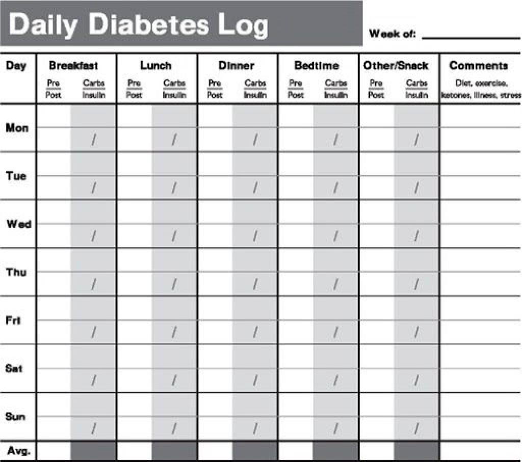002 Formidable Blood Sugar Log Printable Sheet Pdf Concept  MonthlyLarge