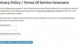 002 Formidable Company Privacy Policy Template Photo  For Software Australia