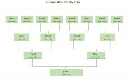 002 Formidable Free Editable Family Tree Template Concept  Templates Pdf Powerpoint With Photo