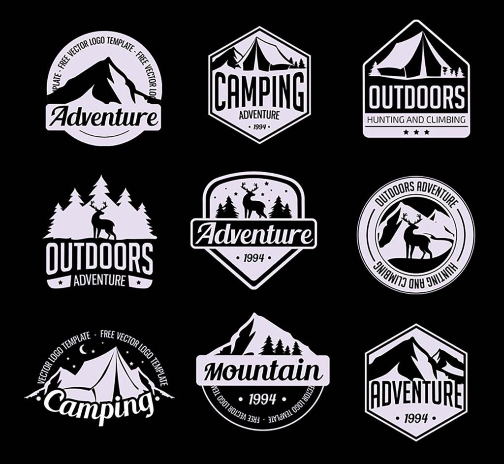 002 Formidable Free Logo Template Psd Idea  Photoshop MockupLarge