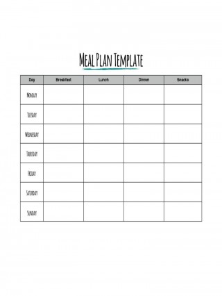 002 Formidable Meal Plan Template Pdf Example  Sample Diabetic320