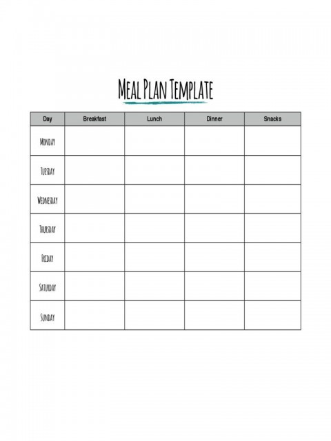 002 Formidable Meal Plan Template Pdf Example  Sample Diabetic480