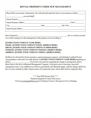 002 Formidable Property Management Contract Form Highest Clarity  Agreement Template Ontario360