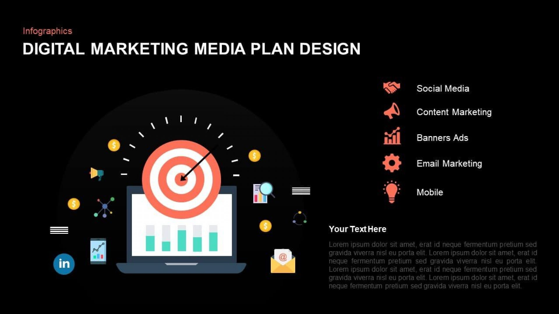 002 Frightening Digital Marketing Plan Template Ppt High Resolution  Presentation Free Slideshare1920