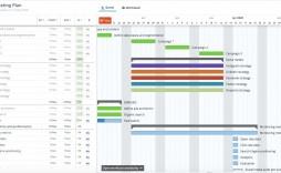 002 Frightening Digital Marketing Plan Template Sample  .xl Doc