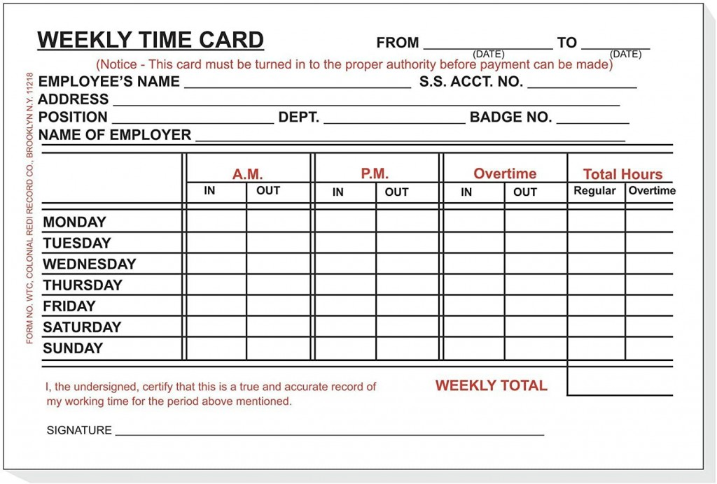 002 Frightening Employee Time Card Form High Def  Timesheet Template Excel Sheet FreeLarge